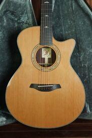 Furch G23C Cutaway Cedar Acoustic-Electric Guitar