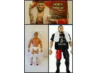 WWW Wrestling Action Figures Samoa Joe and Paul Orndorff NEW