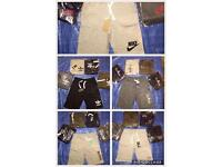 (OSCARS) SHORTS TRACKSUITS AVAILABLE FOR WHOLESALE ONLY