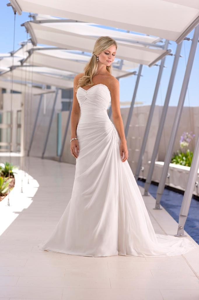 Stella York Wedding Dress - size 8