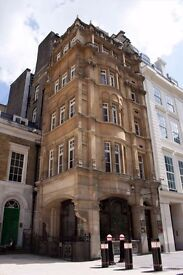 An elegant, highly characterful late Victorian building situated on Guildhall Yard