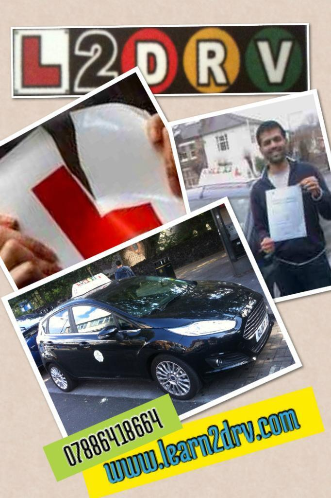 DRIVING LESSONS starting £20* by experienced DVSA Approved