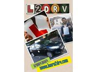 DRIVING LESSONS starting £16* by experienced DVSA Approved Driving Instructor
