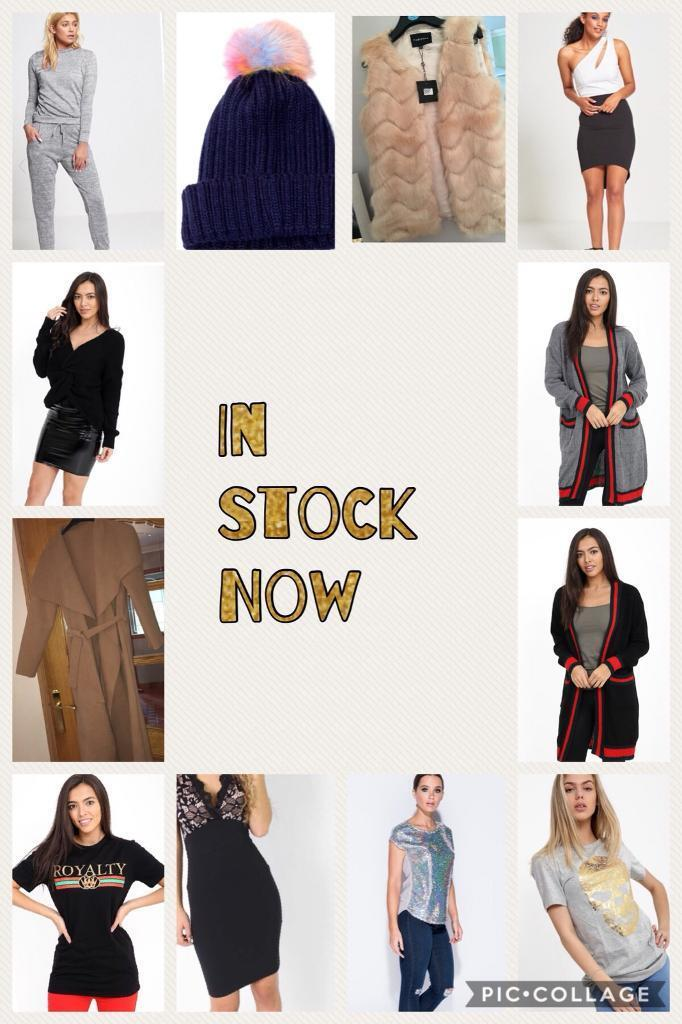 Ladies fashion and accessories