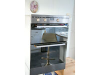 Indesit FIMD 23 IXS Double Oven