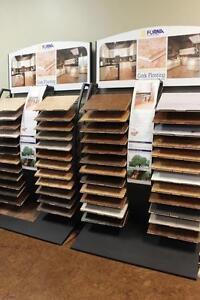 Tired of carpets? Are you looking to replace your floors?  Cork flooring is the answer no dust, Soft, warm and quiet,