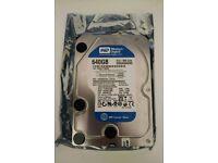 """640gb 3.5"""" sata hard drive – not 500gb 750gb"""