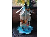Decorative metal Bird Feeder