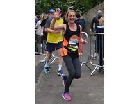 Free Edinburgh Marathon and Half Marathon Places - Run with Health in Mind