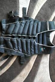 Weights vest