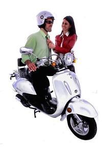 2015 Scootterre Nostalgia 50