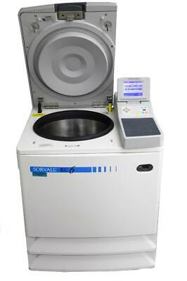 Thermo Scientific Sorvall Rc-6 Plus Refrigerated Centrifuge Ss-34 Rotor 8101w