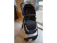 Uppababy Cruz Pushchair Stroller - Immaculate Condition - RRP £550