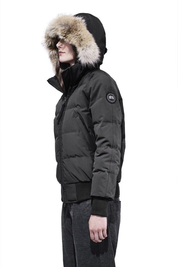 CANADA GOOSE Savona Bomber Black Label NEW WITH TAGS RRP £750
