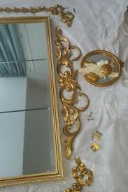 Wall Mirror Feature collectable USA style