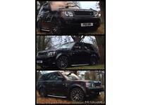 Range Rover sport KEYLESS Entry and start