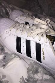 Genuine Adidas Superstars