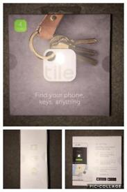 Tile Bluetooth tracker (1st generation) 4 pack