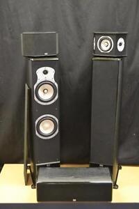 Ensemble de haut parleur Sinclair  audio 45rs