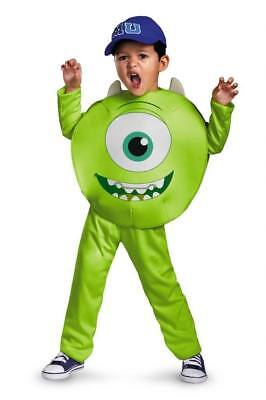 Monsters Inc. Mike Toddler Costume (E) - Toddler Monster Inc Costume
