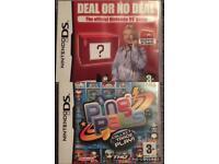 2 Nintendo DS Games