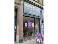 Massage - Sports, Swedish, Deep Tissue & More at Buchanan Clinic £35/h!