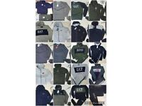 Designer tracksuits trainers watches bags hats etc