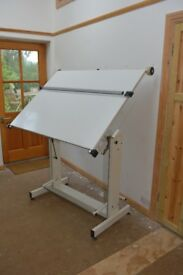 Blundell Harling A0 Drawing Board - Architect / graphic designer / artist / model maker.