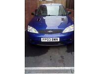 Ford Mondeo ST220 mot failure BARGAIN price reduced