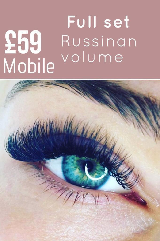 Mobile Eyelash Extensions London In City Of London London Gumtree