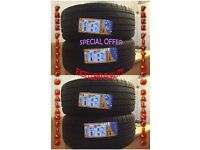 """""""SPECIAL OFFER """" 245/45R18 100W XL ROADKING 4 TYRE'S INCLUDING FITTING BALANCING ONLY £200"""