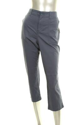 New Women's Style & Co Curved-Pocket Capri Pants Size 10