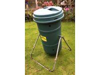 TUMBLER aerobic compost maker