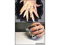 Nail Extensions & Eyelash extensions