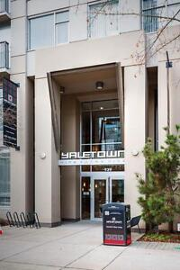 Two Bedroom/Two Bathroom For Rent at Yaletown 939 - 939...