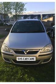 2004 Vauxhall Corsa 1.2 Perfect First Car