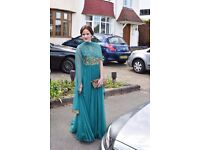Wedding guest asian (pakistani) dress -