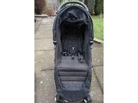 Baby jogger city mini in black