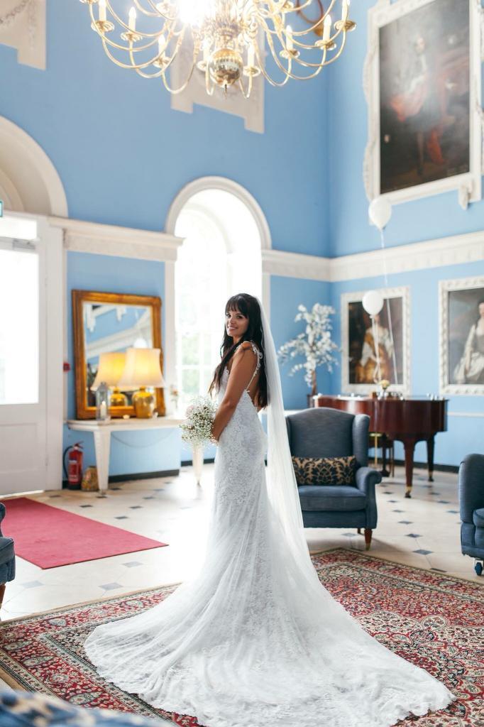 Lace wedding dress | in Bristol | Gumtree