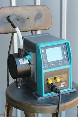 Watson Marlow Qdos30 Metering Dosing Feed Pump 0.001-7.93 Gph Max 100 Psi