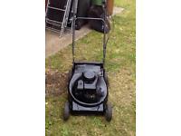 Self drive lawnmower