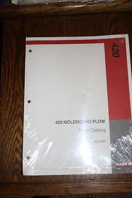 Case 420 Moldboard Plow