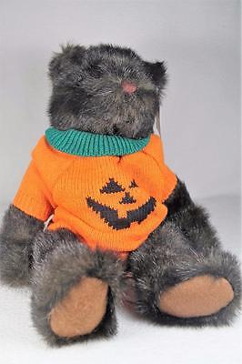 Pumpkin Nose (Plush Bears From From The Past 'Midnight