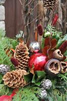 Christmas Urn/Planter Arrangement Inserts.