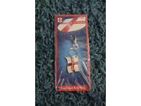 England Flag Keyrings