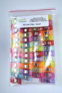Craft clips x 50
