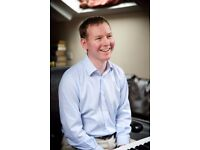 Piano Lessons in Your Own Home in Ipswich