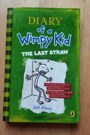 📚New book:Diary of Wimpy Kid - The Last Straw