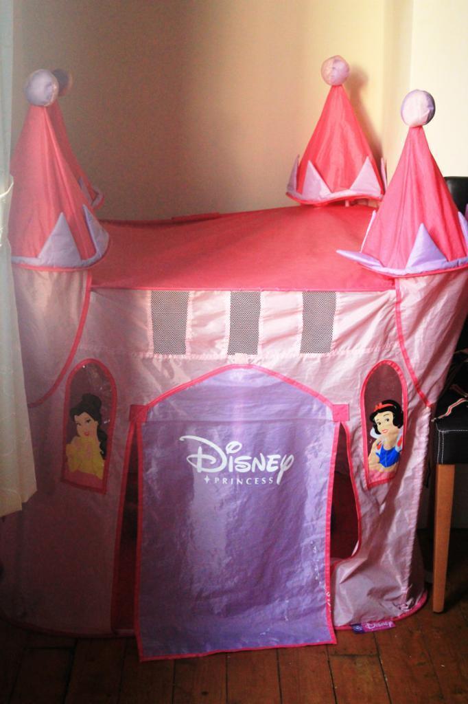 Disney Princess Pink Pop up