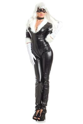 sexy BE WICKED storm CATCHER black CAT spiderman X-MEN superhero COSPLAY